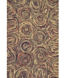 RugStudio presents Loloi Rowan Rw-01 Plum / Multi Area Rug