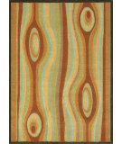 RugStudio presents Loloi Riviera RV-04 Oak Machine Woven, Better Quality Area Rug