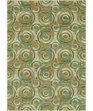 RugStudio presents Loloi Riviera Rv-06 Seafoam Green Machine Woven, Best Quality Area Rug