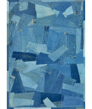 RugStudio presents Loloi Runway RY-01 Denim Sleeves Area Rug