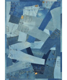 RugStudio presents Loloi Runway RY-02 Denim Full Woven Area Rug