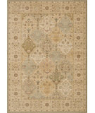 RugStudio presents Loloi Rylan Rl-06 Multi / Ivory Machine Woven, Good Quality Area Rug