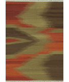 RugStudio presents Loloi Santana Sa-05 Red / Brown Woven Area Rug