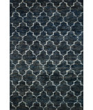 RugStudio presents Rugstudio Sample Sale 93983R Midnight Hand-Knotted, Good Quality Area Rug