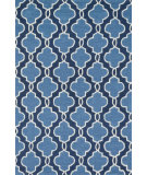 RugStudio presents Loloi Summerton Sumrsrs22nvbb Navy / Blue Hand-Hooked Area Rug