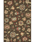 RugStudio presents Loloi Summerton Sumrsrs02 Brown Hand-Hooked Area Rug