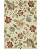 RugStudio presents Loloi Summerton Sumrsrs06 Ivory/Red Hand-Hooked Area Rug