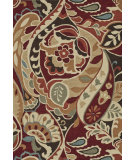 RugStudio presents Loloi Summerton Sumrsrs09 Red/Multi Hand-Hooked Area Rug