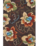 RugStudio presents Loloi Sunshine SS-01 Brown Hand-Tufted, Better Quality Area Rug