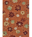 RugStudio presents Loloi Sunshine SS-04 Spice Hand-Hooked Area Rug