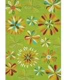 RugStudio presents Loloi Sunshine SS-05 Fern Hand-Hooked Area Rug