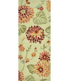 RugStudio presents Loloi Summerton Sumrssc07 Maize Hand-Hooked Area Rug