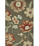 RugStudio presents Loloi Summerton Sumrssc14 Lt. Brown / Rust Hand-Hooked Area Rug