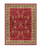 RugStudio presents Loloi Stanley ST-01 Red Charcoal Machine Woven, Better Quality Area Rug