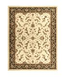 RugStudio presents Rugstudio Sample Sale 22205R Beige Charcoal Machine Woven, Better Quality Area Rug