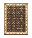 RugStudio presents Loloi Stanley ST-09 Espresso Beige Machine Woven, Better Quality Area Rug