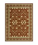 RugStudio presents Loloi Stanley ST-14 Rust Machine Woven, Better Quality Area Rug