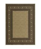 RugStudio presents Loloi Stanley ST-16 Light Gold-Sage Machine Woven, Better Quality Area Rug