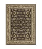 RugStudio presents Loloi Stanley ST-18 Espresso-Ivory Machine Woven, Better Quality Area Rug