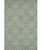 RugStudio presents Loloi Summerton Sumrsrs14 Grey / Ivory Hand-Hooked Area Rug