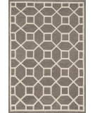 RugStudio presents Loloi Stephanie SW-02 Grey / Ivory Hand-Hooked Area Rug