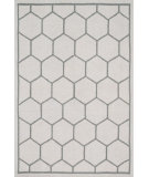 RugStudio presents Loloi Stephanie SW-03 Mist / Grey Hand-Hooked Area Rug