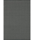 RugStudio presents Loloi Terra Te-02 Charcoal Flat-Woven Area Rug