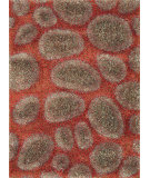 RugStudio presents Loloi Tivoli Shag TS-02 Red Area Rug
