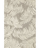 RugStudio presents Loloi Tropez Tz-01 Natural / Ivory Hand-Hooked Area Rug