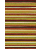 RugStudio presents Loloi Venice Beach Vb-07 Sunset Hand-Hooked Area Rug