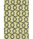 RugStudio presents Loloi Venice Beach Vb-09 Ivory / Multi Hand-Hooked Area Rug