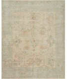RugStudio presents Loloi Vincent Vc-04 Stone - Mist Hand-Knotted, Best Quality Area Rug
