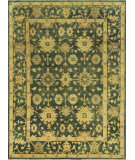 RugStudio presents Loloi Vernon Vn-05 Raven / Raven Hand-Knotted, Good Quality Area Rug