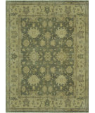 RugStudio presents Loloi Vernon Vn-05 Smoke / Ivory Hand-Knotted, Good Quality Area Rug