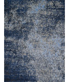 RugStudio presents Loloi Viera Viervr-07 Grey / Navy Machine Woven, Best Quality Area Rug