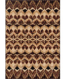 RugStudio presents Loloi Vista VT-01 Tan / Spice Machine Woven, Good Quality Area Rug