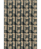 RugStudio presents Loloi Vista Vistvt-06 Blue / Beige Machine Woven, Good Quality Area Rug