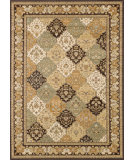 RugStudio presents Rugstudio Sample Sale 37943R Multi-Coffee Machine Woven, Better Quality Area Rug
