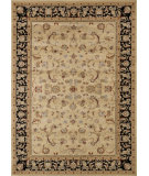 RugStudio presents Loloi Welbourne Wl-03 Beige-Black Machine Woven, Better Quality Area Rug