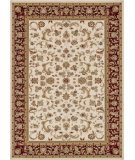 RugStudio presents Loloi Welbourne Wl-03 Ivory-Red Area Rug