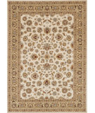 RugStudio presents Rugstudio Sample Sale 37937R Ivory-Beige Machine Woven, Better Quality Area Rug