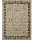 RugStudio presents Rugstudio Sample Sale 68514R Tan / Charcoal Machine Woven, Good Quality Area Rug