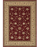 RugStudio presents Loloi Welbourne Wl-05 Red-Beige Machine Woven, Better Quality Area Rug