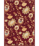 RugStudio presents Loloi Wynn WN-04 Red Machine Woven, Better Quality Area Rug