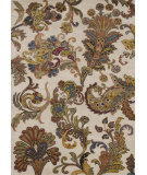 RugStudio presents Loloi Willow WW-03 Ivory Hand-Tufted, Best Quality Area Rug