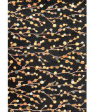RugStudio presents Loloi Willow WW-04 Black Hand-Tufted, Best Quality Area Rug