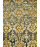 RugStudio presents Loloi Xavier Xv-04 Grey / Gold Sisal/Seagrass/Jute Area Rug