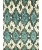 RugStudio presents Loloi Xavier Xv-05 Midnight Sisal/Seagrass/Jute Area Rug