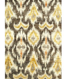 RugStudio presents Loloi Xavier Xv-06 Coffee / Beige Sisal/Seagrass/Jute Area Rug