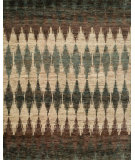 RugStudio presents Loloi Xavier XV-09 Pinebark Hand-Knotted, Good Quality Area Rug